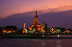 Wat Arun Ratchawararam Ratchawaramahawihan (Wat Arun) Stock Photography