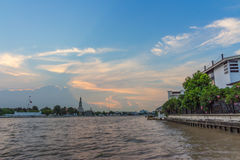 Wat Arun RatchawararamUnseen Thailand fotografia stock libera da diritti