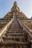 Wat Arun Stairway Royalty Free Stock Photo
