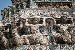 Free Wat Arun Statues Stock Images - 18521564
