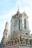 Wat arun stupa Stock Photos