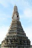Wat arun stupa Royalty Free Stock Photos