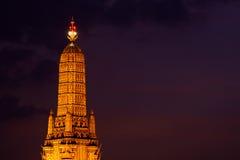 Wat Arun at Sunset Stock Images