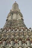 Wat Arun Symmetrical Immagini Stock