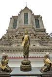 Wat Arun Tailândia imagem de stock