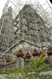 Wat Arun Tailândia foto de stock