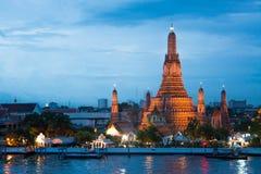 Wat Arun, Tailandia Immagine Stock