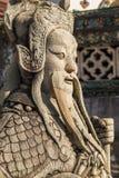 Wat Arun-tempel  Stock Afbeelding