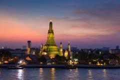 Wat Arun tempel Royaltyfri Foto