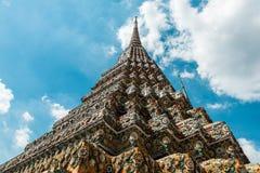 Wat Arun tempel Arkivfoton