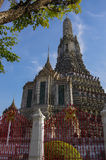Wat Arun Tempel, Bangkok Lizenzfreie Stockfotos