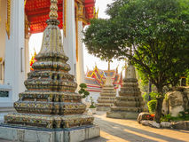 Wat Arun-tempel, Bangkok, Thailand Royalty-vrije Stock Foto