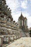 Wat arun Tempel der Dämmerung Lizenzfreie Stockfotografie