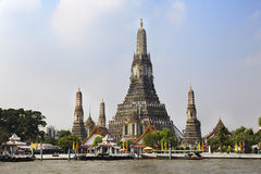 Wat Arun temple Stock Photography