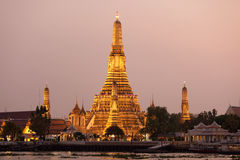 Wat Arun temple Royalty Free Stock Image