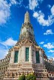 Wat Arun Temple lizenzfreie stockfotografie