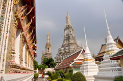 Wat Arun temple, Bangkok Stock Photos