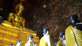 Wat Arun temple in Bangkok. stock footage
