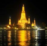 Wat Arun Temple, Bangkok Stock Image