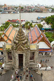 Wat Arun temple in Bangkok Royalty Free Stock Photos