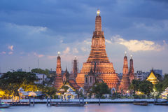 Wat Arun temple , bangkok ,thailand Stock Images