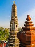 Wat Arun Temple, Bangkok, Thailand royalty free stock photography