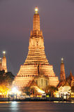 Wat Arun temple in Bangkok,Thailand Stock Images