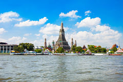 Wat Arun Temple Royalty Free Stock Photo