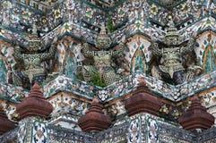 Wat arun - the temple of the dawn Stock Photos