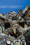 Wat arun - the temple of the dawn Stock Photography