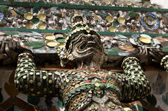 Wat arun - the temple of the dawn Stock Image