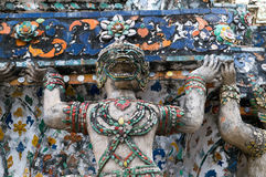 Wat arun - the temple of the dawn Royalty Free Stock Images