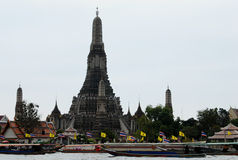 Wat Arun - The Temple of Dawn, Bangkok, Thailand Stock Image