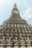 Wat arun, temple of dawn, bangkok thailand Royalty Free Stock Images