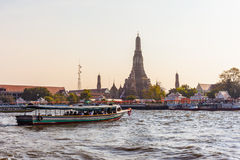 Wat Arun Temple Stock Images