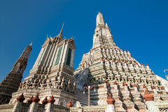 Wat Arun or Temple of Dawn. Thailand Stock Image