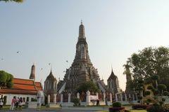 Wat Arun-Temple do alvorecer Fotos de Stock