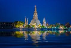 Wat Arun temple stock photography