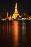 Wat Arun Temple Of Thailand. Royalty Free Stock Photography