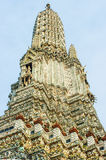 Wat Arun temple (Temple of the Dawn) Stock Photos