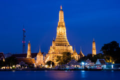 Wat Arun temple, Thailand Royalty Free Stock Photo