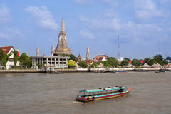Wat Arun temple ,Thailand Stock Images