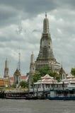 Wat Arun, Thaïlande Image libre de droits