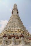 Wat Arun Thai Temple em Banguecoque Imagens de Stock