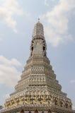 Wat Arun Thai Temple em Banguecoque Imagem de Stock Royalty Free