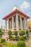 Wat Arun Thai Temple en Bangkok Imagen de archivo libre de regalías