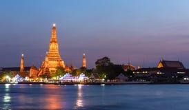 Wat Arun Thailand Royaltyfria Foton