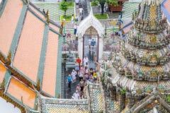 Wat Arun Thailand Stockbilder