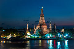 Wat arun Royalty Free Stock Image