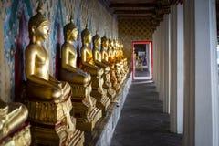 Wat-arun von Thailand Bangkok lizenzfreies stockbild